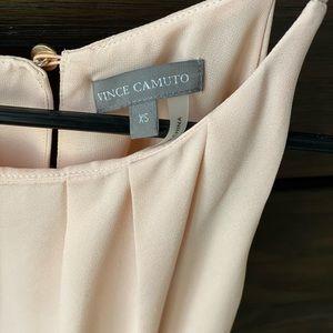 Vince Camuto blush flowy tank top